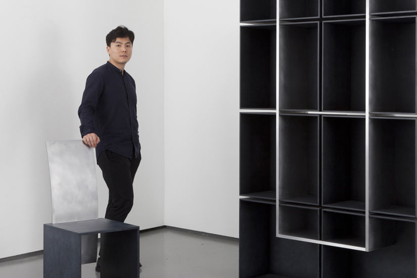 New Year, New Materialism  - Wonmin Park's Solo Show Preview