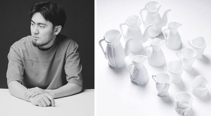 Fabricating Imperfection: Zhekai Zhang & 'Fabric Formula I'