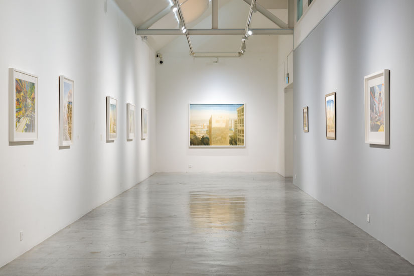 STPI Gallery Presents Their Annual Special Exhibition: 'Shaping Visions'