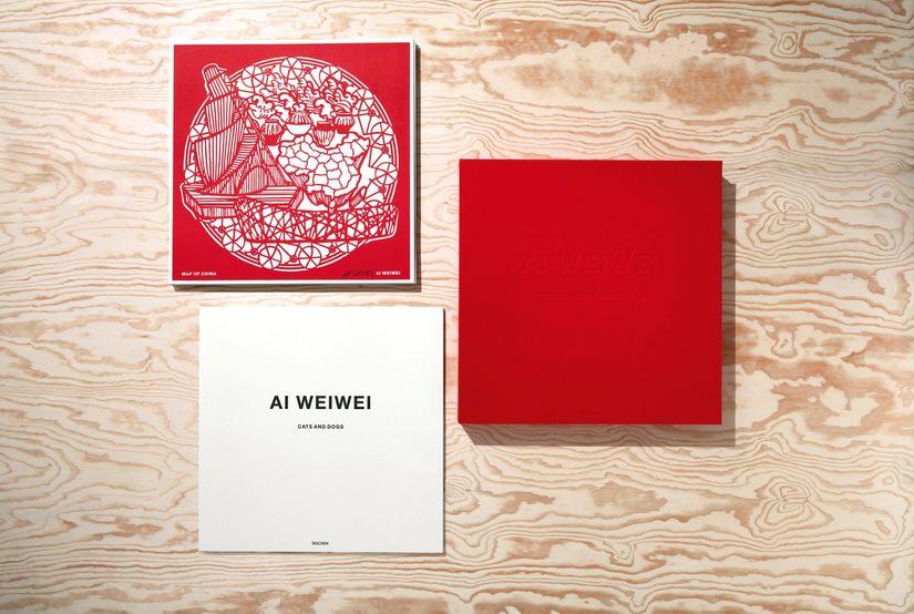 Online Artling Exclusive: The Papercut Portfolio by Ai WeiWei
