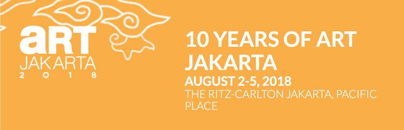 Celebrating 10 years of Art Jakarta