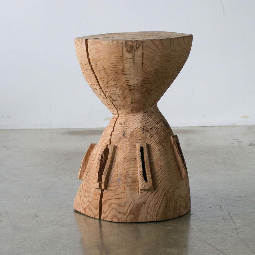 The sculptural woodwork of Hiroyuki Nishimura