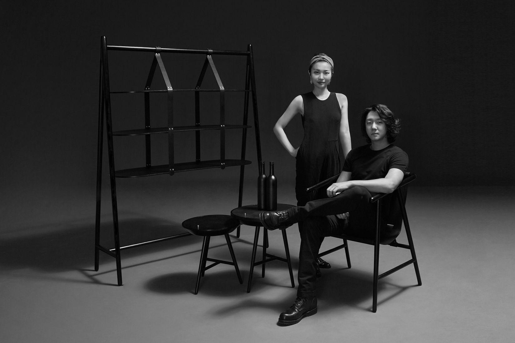Sheng Yin & Kai Yi's 'Black Dream' Breathes Life into Furniture