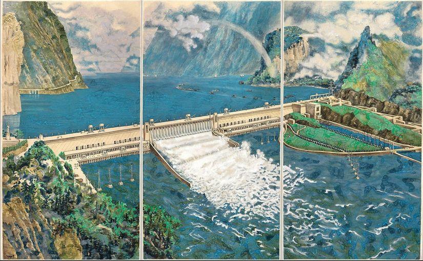 Yang Jiechang, Artist, Jan. 30, 2014