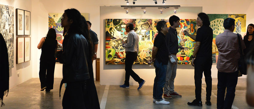 Art Fair Philippines 2018: Events Guide