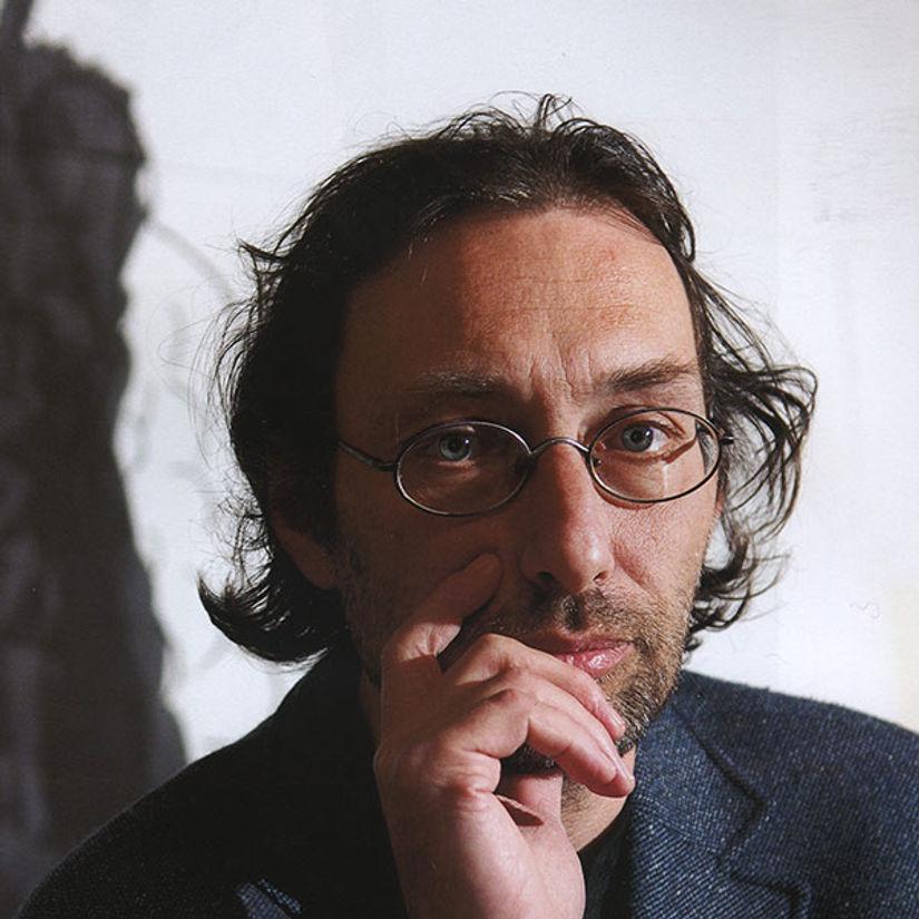 Lorenz Helbling, Director of ShanghART Gallery, Jan. 23, 2014