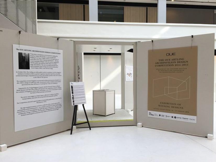 Prize-Winning Designs Exhibition