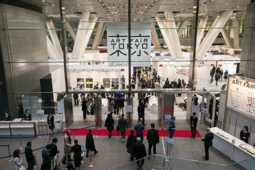 Interview with Naohiko Kishi & Takahiro Kaneshima of Art Fair Tokyo