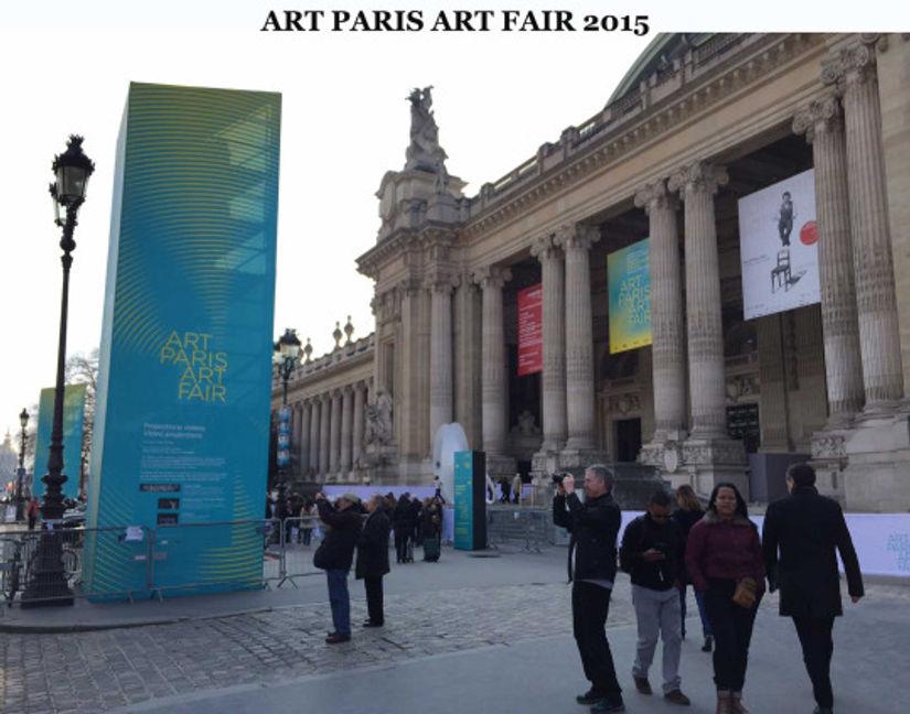Art Paris Art Fair 2015
