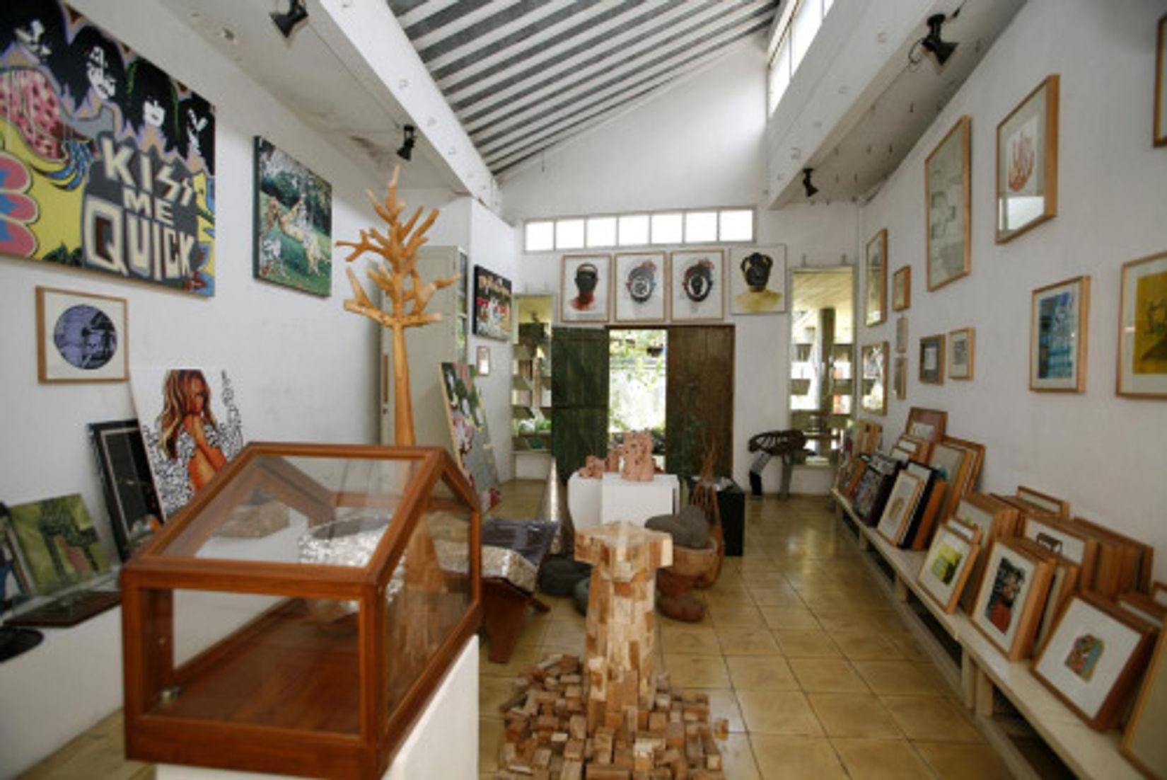 Artists Collectives in Yogyakarta
