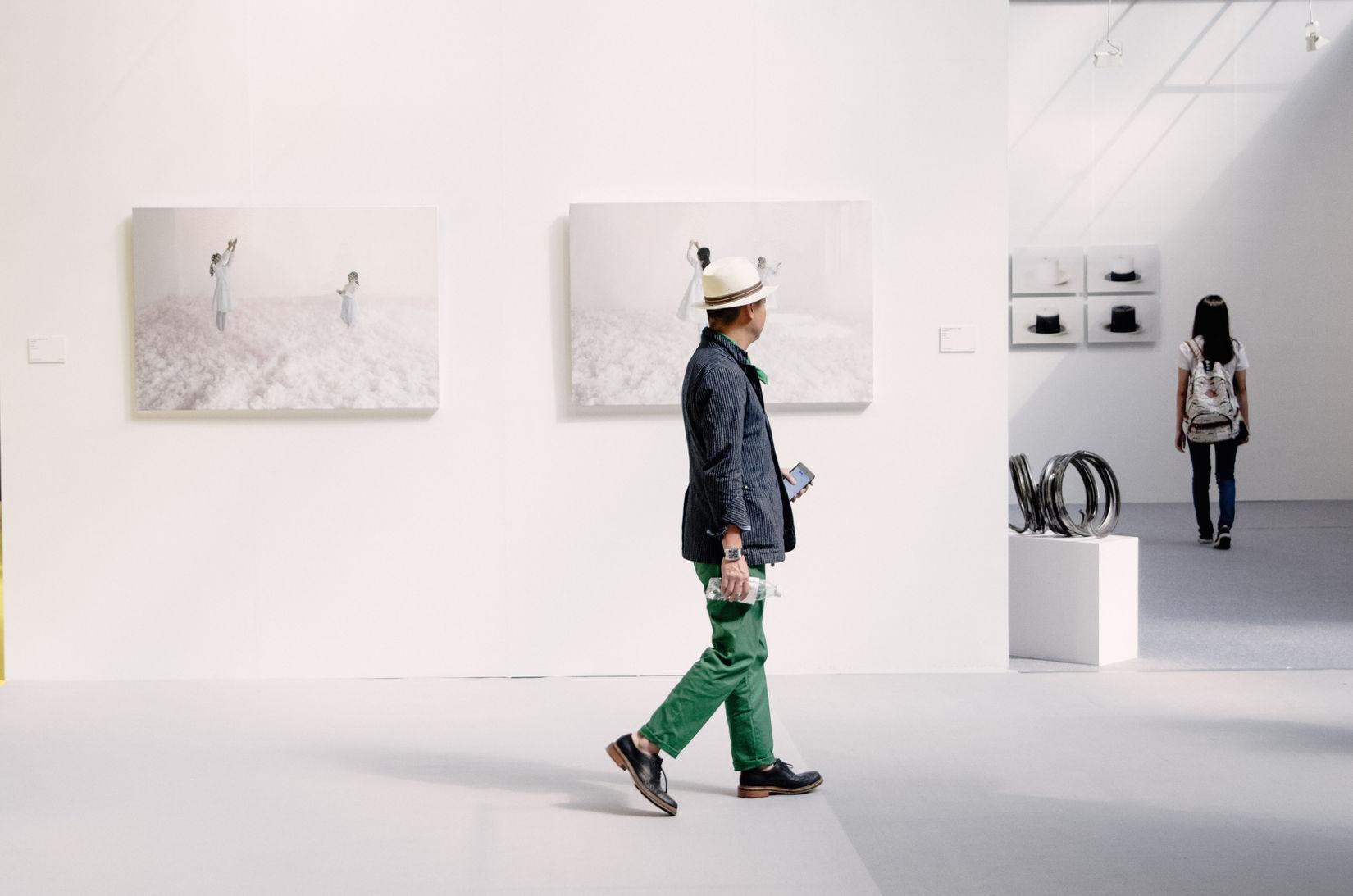 Interview with Emerson Kun-Sheng Wang, Art Taipei's Executive Director