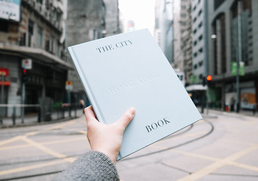 The City Book by Production Q