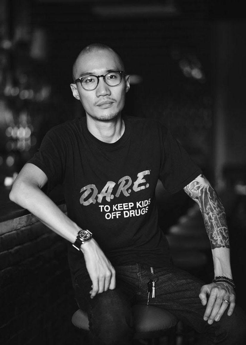 Art Lovers: Ken Tan