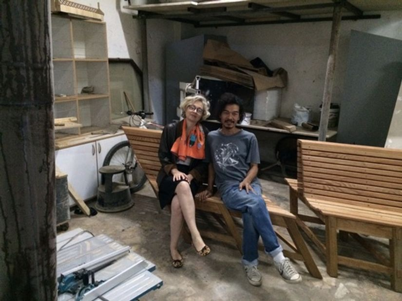 Interview with Curator Iola Lenzi