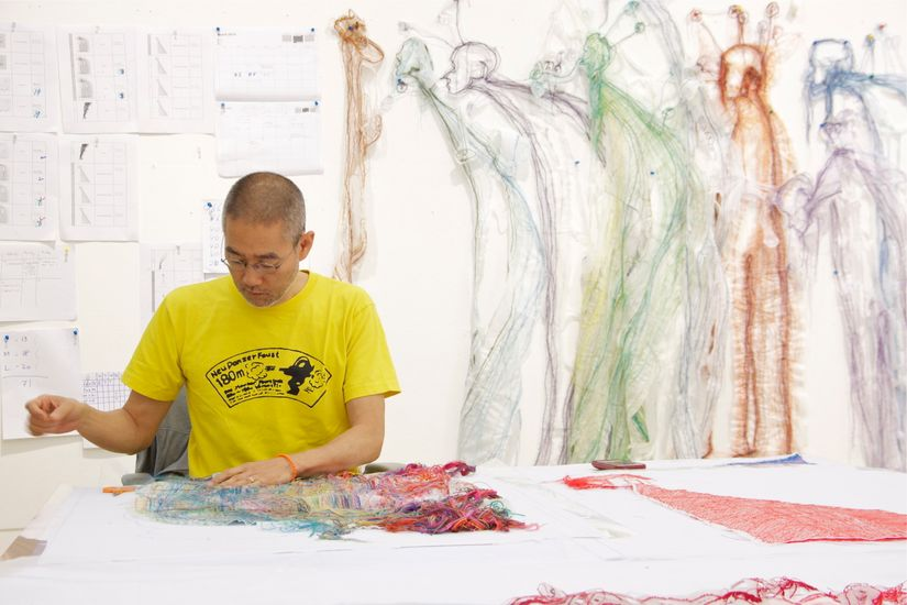 Interview with Do Ho Suh