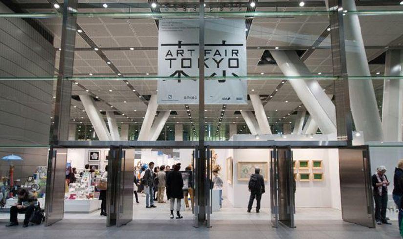 Sneak Peek: Art Fair Tokyo 2016