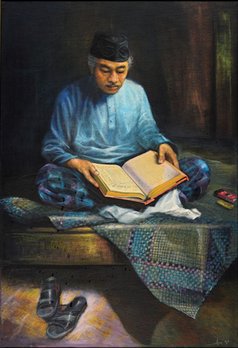 Quiet Inspiration: Tun Daim Zainuddin