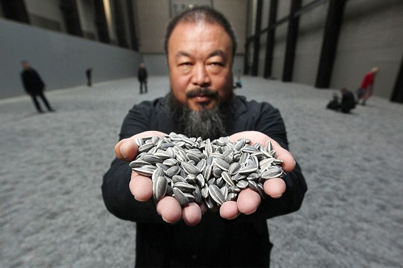 Where in the World is Ai Weiwei?