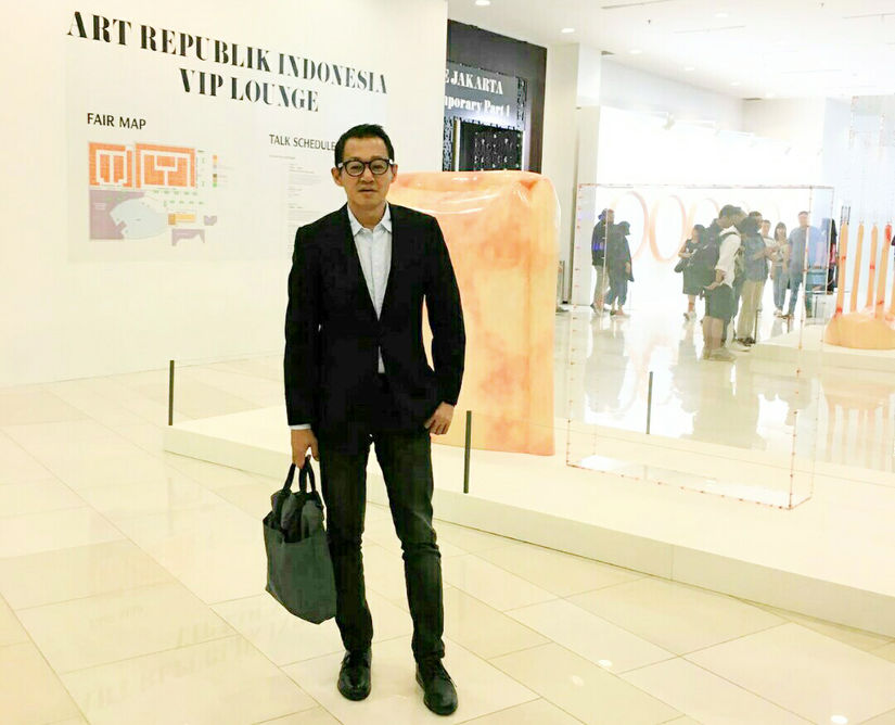 An Interview with Curator Enin Supriyanto