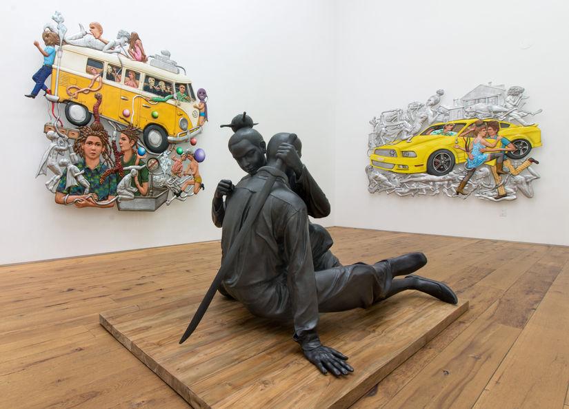 Entang Wiharso on Art in the Donald Trump Era