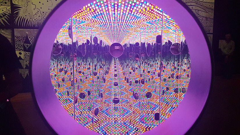 A Preview of 'YAYOI KUSAMA: Life is the Heart of a Rainbow'