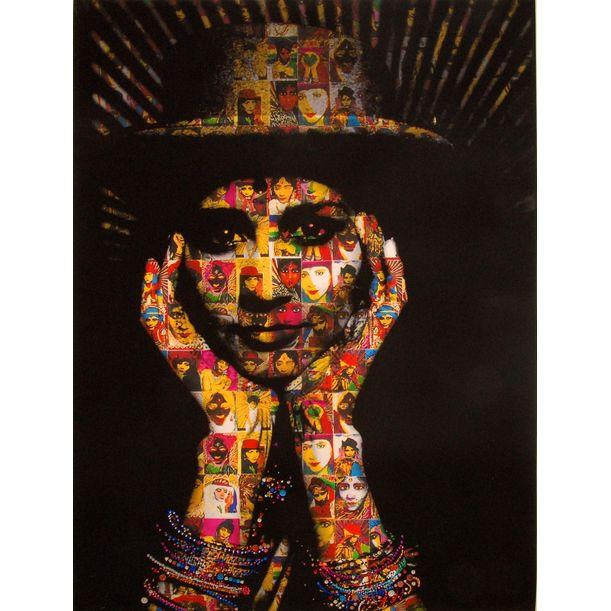Auto-Portrait, 1996-2013 by Chila Kumari Burman