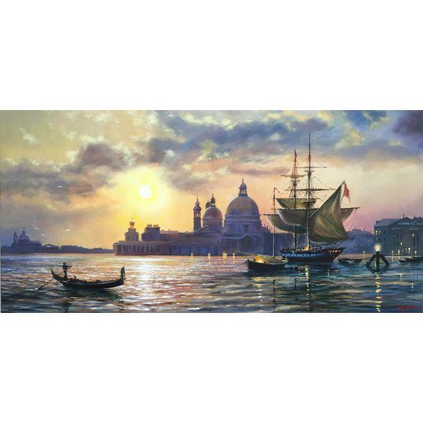 Venice by Igor Dubovoy