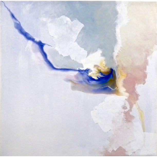 untitled (metal clouds-4) by Tarini Ahuja