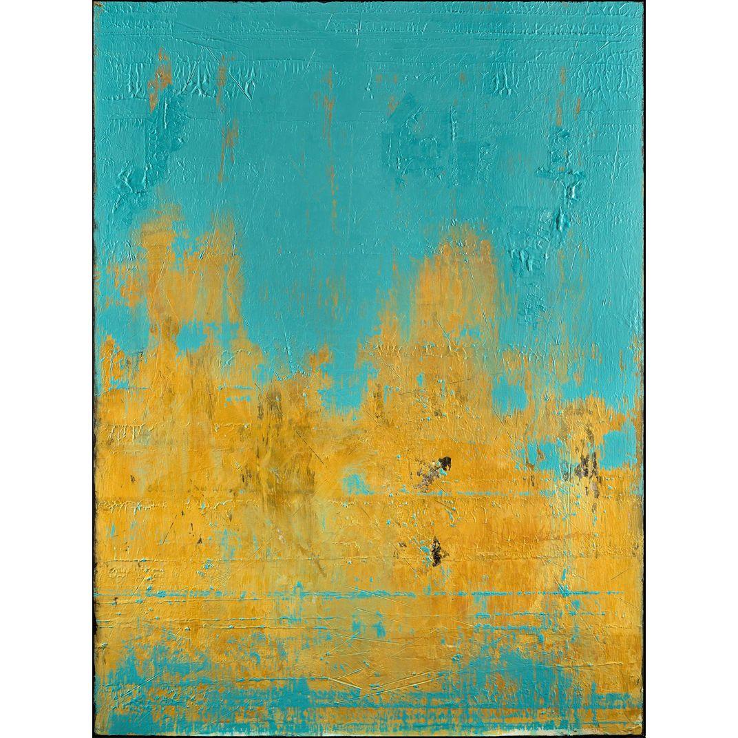 Golden Background by Nemanja Nikolic