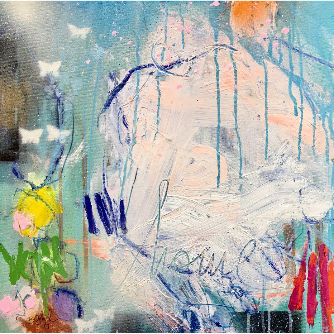 where is home III by Bea Garding Schubert