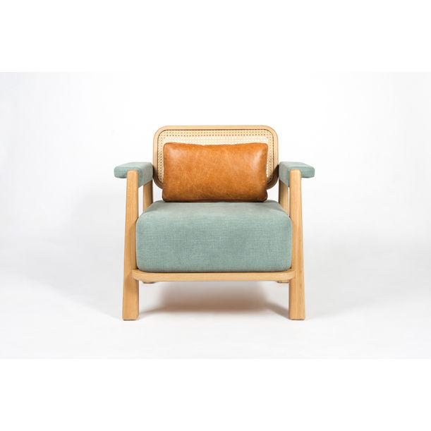 Toledo Armchair by Comite de Proyectos