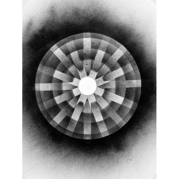 Primordial Geometrics 3 by Sumit Mehndiratta