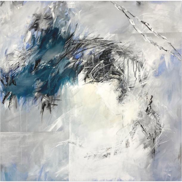Skyfall (Don't disturb the sky) by Jutta Rika Bressem