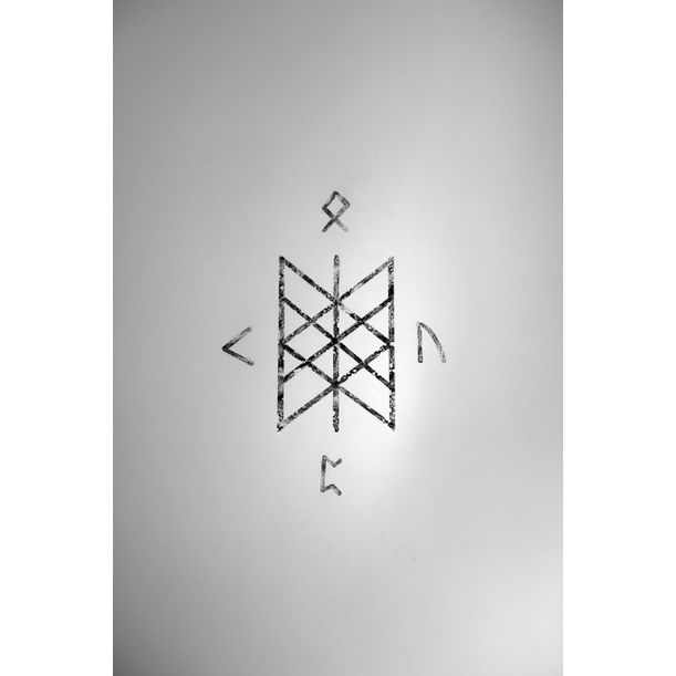 Web of Wyrd I by andy wauman