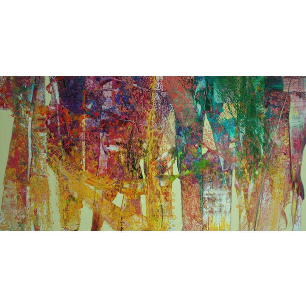 Rainbow Forest by Jirasak Plabootong