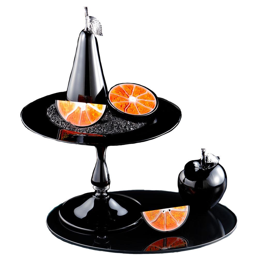 Carbon Orange by Elliot Walker