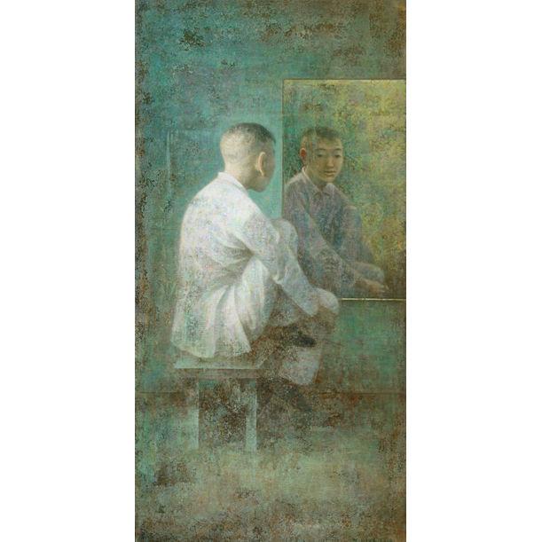 The Mirror by Wang Gang