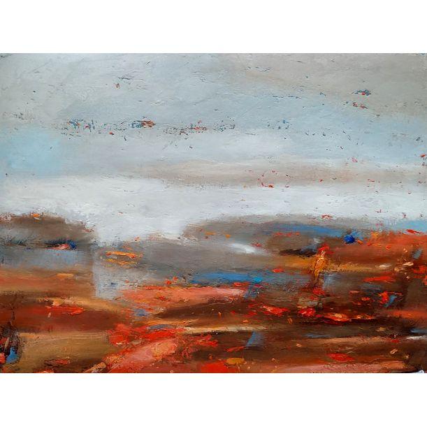 Abstraction 16 by Kestutis Jauniskis