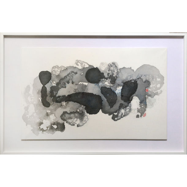 Artist's Breath 1 by Deborah Ong