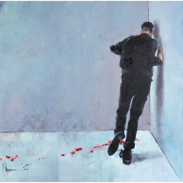 Right through. by Igor Shulman