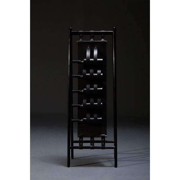 Black Dream DRIP Wine Rack by Sheng Yin