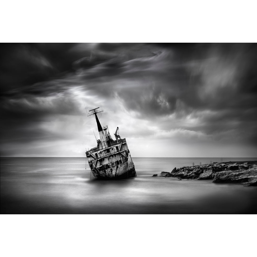 The Last Journey by George Digalakis