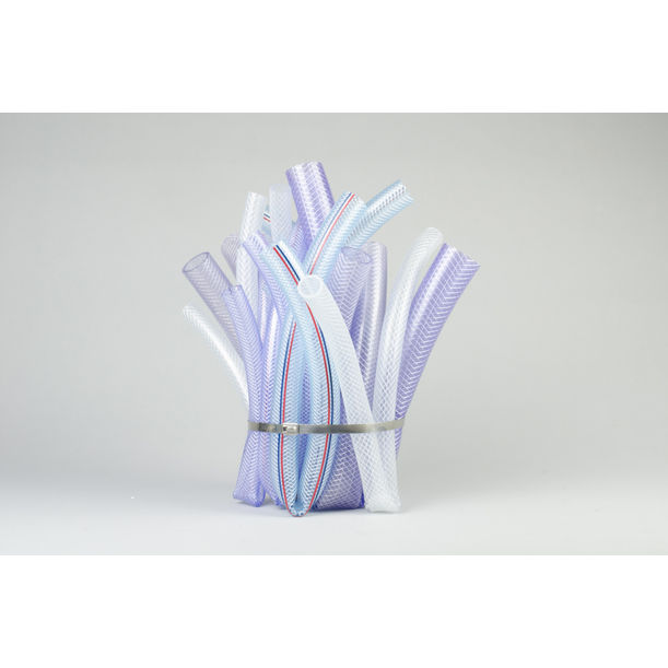 Bundled Vase (Braid) by Hans Tan