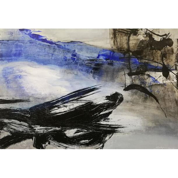 Rhythm of Azure by Shih Yun Yeo