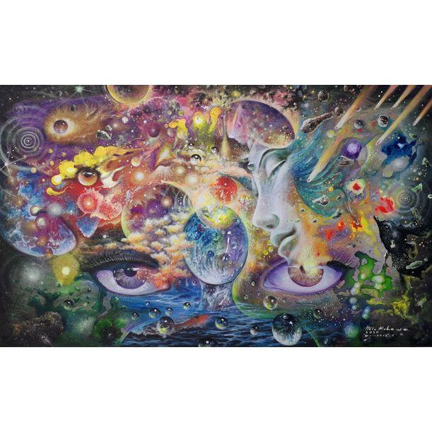 Universe 5 by Heru Muhawa