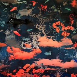 Fairyland G-VII by Guang-Yu Zhang