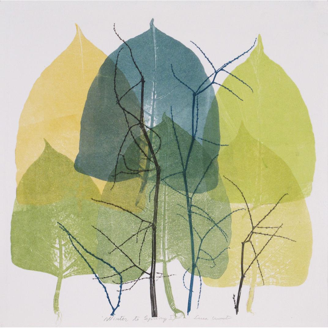 Winter To Spring II by Luca Cruzat