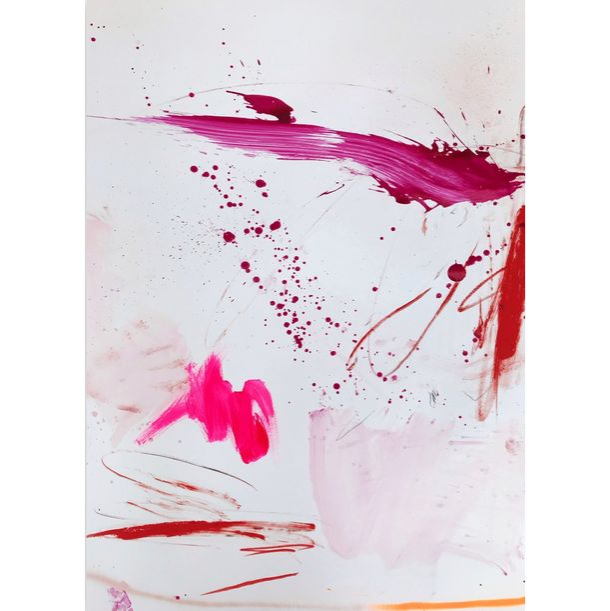 Rosy cheeks and bubbly 4 by Manuela Karin Knaut