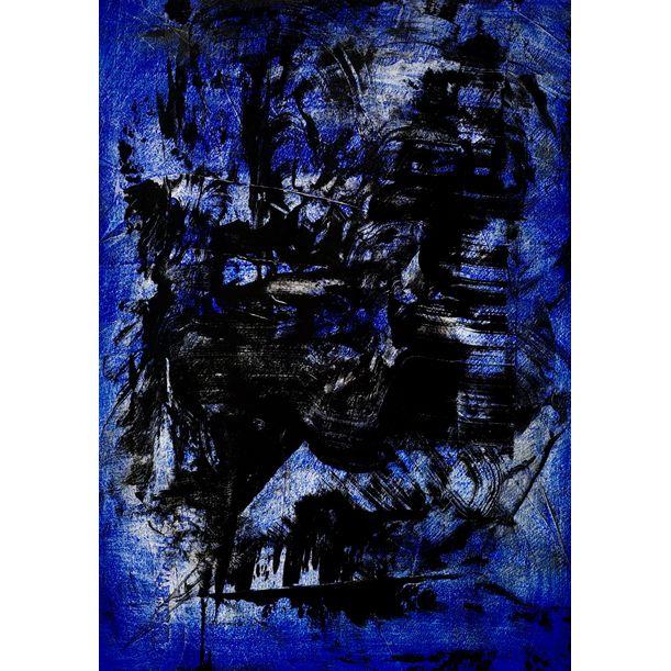 Obscur 7 by Luca Brandi