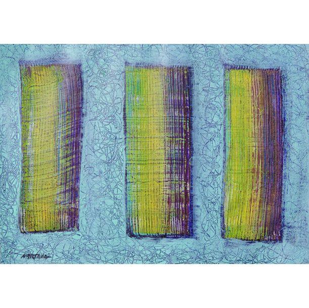 Three by Nartana Thomas Holzweiler